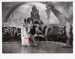 Ginger Rogers Fred Astaire Older Restrike Photo 38 Carefree Dancing Couple Ebay