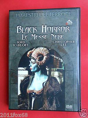 black horror le messe nere the curse of the crimson altar barbara steele rare gq