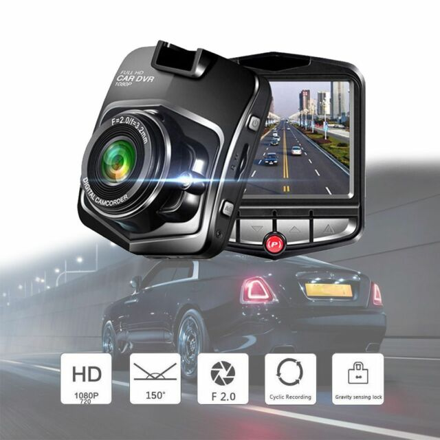 32G Camera HD 1080P Car DVR Dash Cam Night Vision Driving Recorder HOT