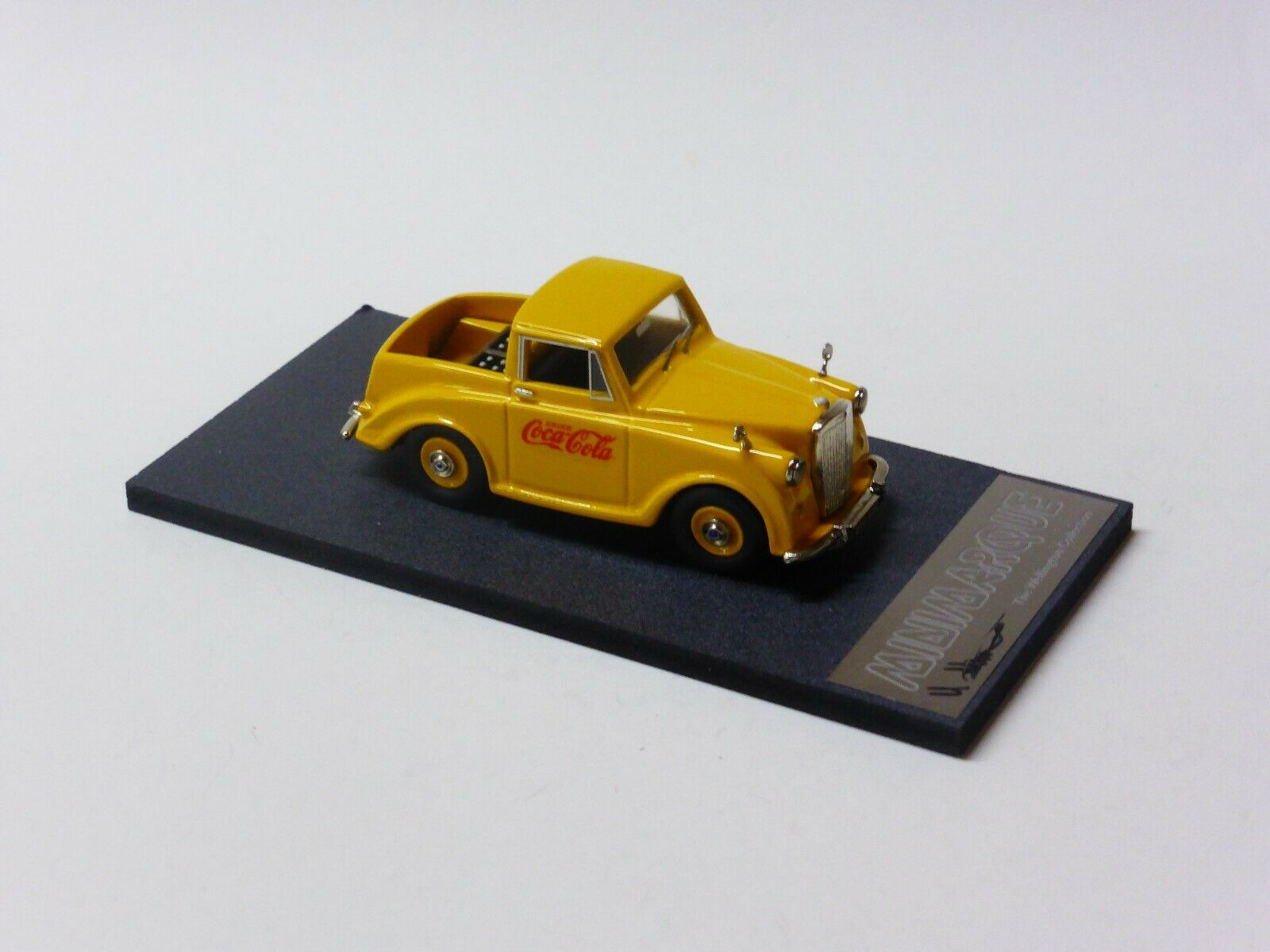 GRB95  Minimarque Models, 1952 Triumph Mayflower Ute 1 43 not Pathfinder models