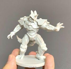 3 Monster Miniaturas Para Dnd Figuras De Rol Juego De Mesa Rara Coleccionable Ebay