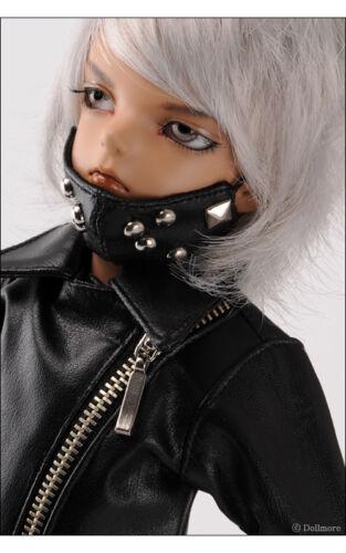 Iron Mask Dollmore Black 1//3 1//4 BJD MSD /& Narsha Size