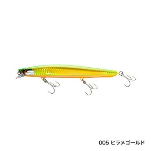 SHIMANO HIRAME MINNOW SR 150F floating plug lure flounder nessa 150 F AR-C