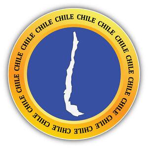 Guatemala Map Flag Label Car Bumper Sticker Decal 5/'/' x 5/'/'