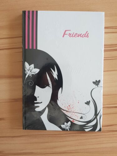 60 Seiten Freunde-Buch Friends Pagna