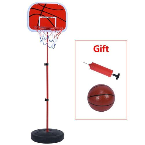 Basketball Hoop Board System Kids Goal In//outdoor Sports with Ball+Pump