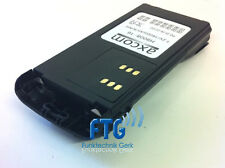 Axcom Li-Ion Akku für Motorola GP320 GP340 GP360 GP380 1880mAh