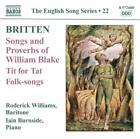 Songs and Proverbs of William Blake von Ian Burnside,Roderick Williams (2012)