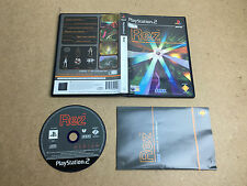 Rez - Sony Playstation 2 (TESTED/WORKING) UK PAL