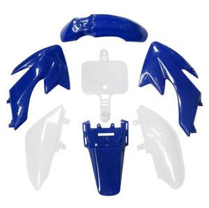 PLASTIC FENDER FAIRING KIT FOR HONDA CRF50 XR50 SSR SDG 110cc 125cc DIRT BIKES