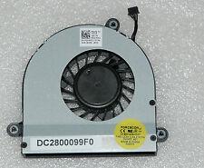 BRAND NEW GENUINE DELL ALIENWARE M17X R3 R4 CPU FAN DC2800099F0 GVHX3 0GVHX3