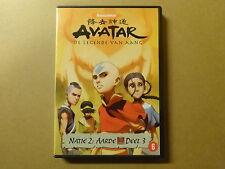 DVD / AVATAR - DE LEGENDE VAN AANG - NATIE 2: AARDE - DEEL 3