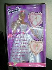 rare Barbie doll's Mattel mariage chic  réf :B0290 -  de 2002