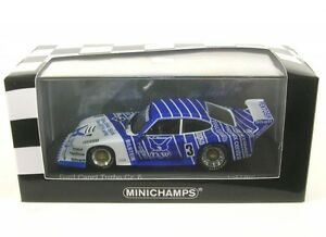 Ford Capri Taille 5 Gangant Drm Nürburgring 1982 (