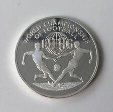 25 dollars Jamaica Football 1986 fútbol WM. m46
