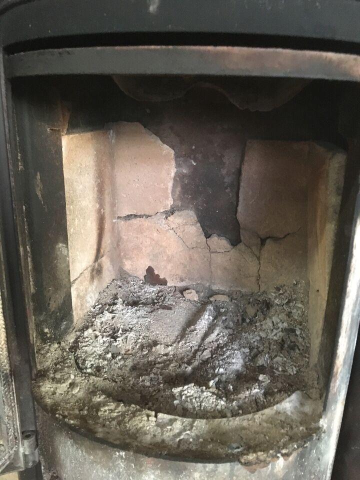Brændeovn, Rais Malta, m. prøvningsattest