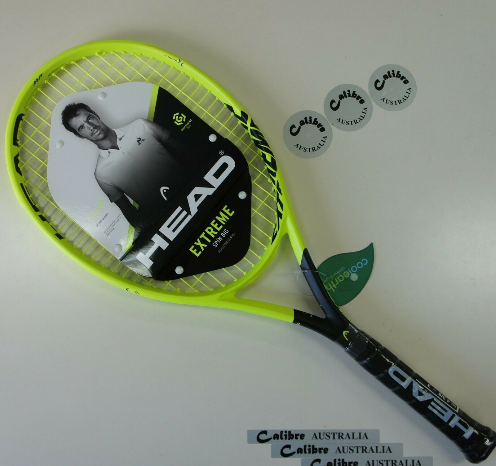 HEAD Graphene 360 EXTREME MP Tennis Racquet, STRUNG, Grip 2 (4-1 4 ), 300 g