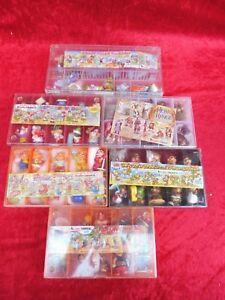 Many-Surprise-Figures-6-Sets-Herr-Der-Ring-Hippo-Wedding-Kitchen-Dwarfs