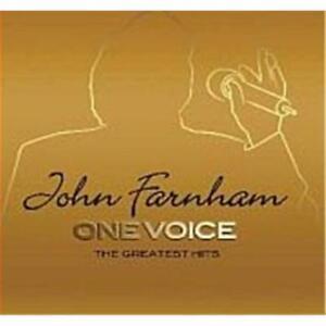 JOHN-FARNHAM-ONE-VOICE-The-Greatest-Hits-2-CD-NEW