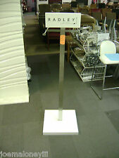 Radley London Hand Bag Display Retail Store Fixture Rack