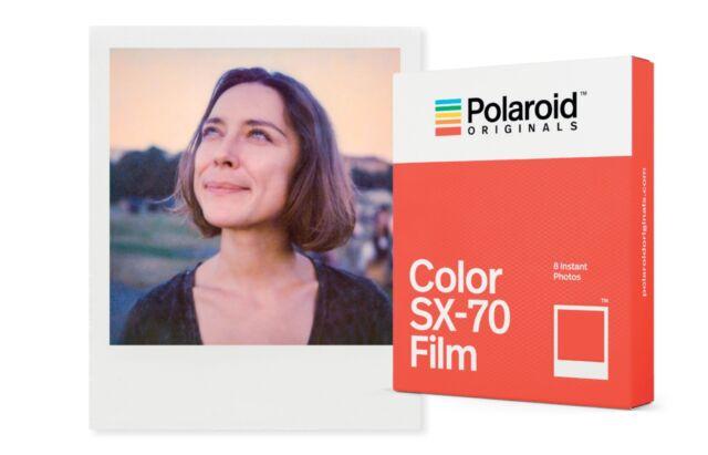Schutz Snapshot Farbe Polaroid originals Farbe SX-70 (SG)