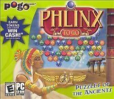 Phlinx to Go (Jewel Case) - PC, Good Windows XP, Pc Video Games