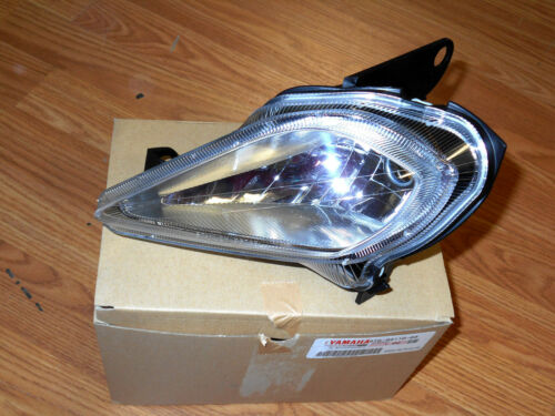 YAMAHA RAPTOR 250,350,700 YFZ450,YFZ450R,YFZ450X,WOLVERINE LEFT HEADLIGHT LIGHT