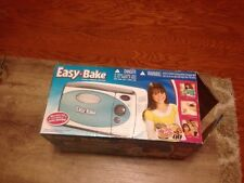 Hasbro Easy Bake Oven & Snack Center Teal Aqua Blue Real Cooking Toy