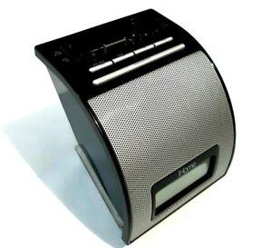 Sveglia-Orologio-Docking-Station-IHome-per-Ipod-Nano-IPhone-iH11BE-lettore-Mp3