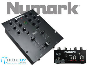 Numark-M101USB-2-Channel-All-Purpose-DJ-Scratch-Mixer-with-USB-Black-FREE-P-amp-P
