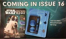 Build your own R2D2 Star Wars Huge 1.2 Scale ISSUE 16 Multiple Modes & Functions