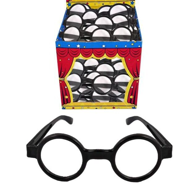 200 NERD GLASSES Harry Potter Wizard Wally Funcy Dress party party bag toy kids