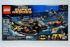LEGO 76034 Batboat Harbor Pursuit. DC Comic Super Heroes. 264 pcs. *NEW SEALED*