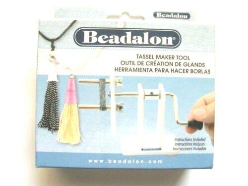 Tassel Maker Machine Tool Tassels Pendants Jewellery Making Thread  Silk Cotton