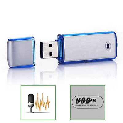 New Mini 8GB USB Flash Drive Digital Audio Voice Recorder Pen 150 hrs Recording