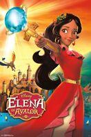 Elena Of Avalon - Scepter Poster - 22x34 - 14973