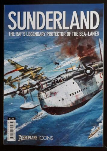 Short Sunderland TOPP HEFT 20191// KEY Aeroplane Icons