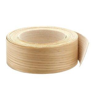 Details About Wood Veneer Edgebanding Edge Tape Pre Glued 2 X 25 White Oak