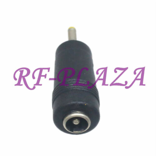 2pcs DC Power Adapter for BMPCC Camera 5.5mm//2.5mm to 2.5mm//0.7mm DC Power