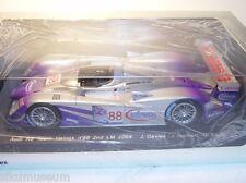 Spark S1806 Audi R8 24h Le Mans 2004, 1:18, OVP