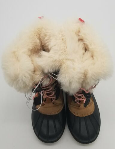 Girl/'s Constance Winter Boots Cat And Jack™ Tan