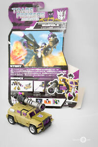 Transformers Swindle -animated- Ta36 Takara Import Japon débarrasse les robots du déguisement