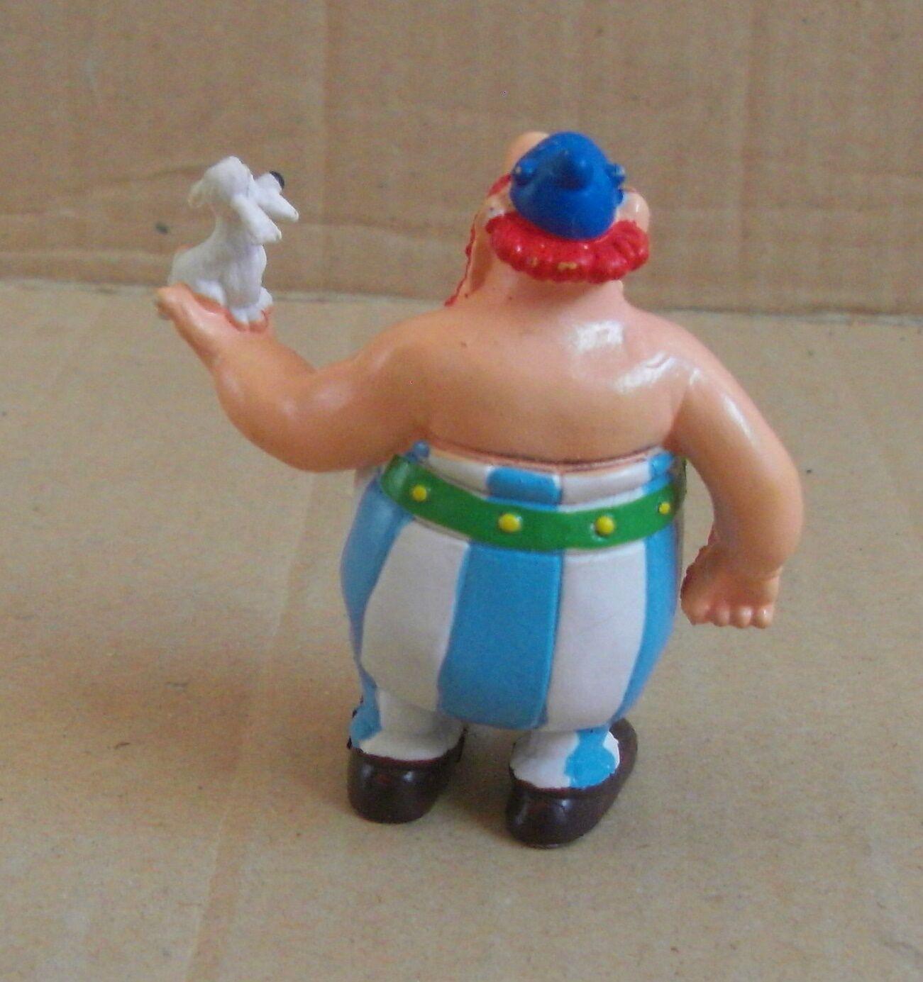 VINTAGE OBELIX PVC FIGURE    MAIA & BORGES PORTUGAL 1985 2fa352