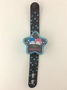 2008-Little-Twin-Stars-Watch-8-Sanrio-McDonald-039-s-Happy-Meal-Toy