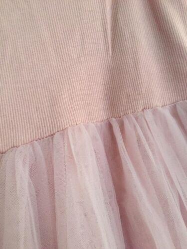 Kids Girls Summer Cotton Lace Photo Shoot 6 Layer Dress Mauve Pink SZ 1.2.3.4.5