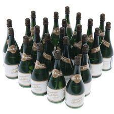 24 Champagne Bottle Bubbles Wedding Graduation Year Eve Party Favors