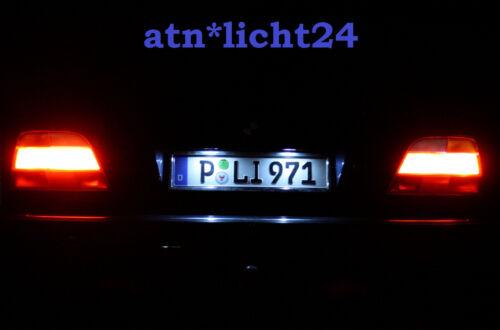 LED Kennzeichenbeleuchtung Kenzeichen Modul Mercedes W220 CL-W215 S Klasse A590