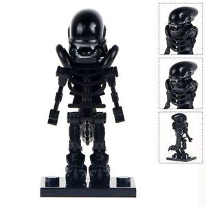 ALIEN QUEEN (XENOMORPH) Minifigure ALIEN Figure For Custom ...