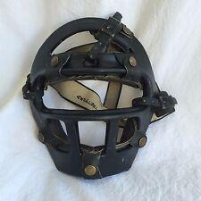 Vintage Wilson Baseball Catchers Umpires Mask Leather Wall Hang Decor Man Cave