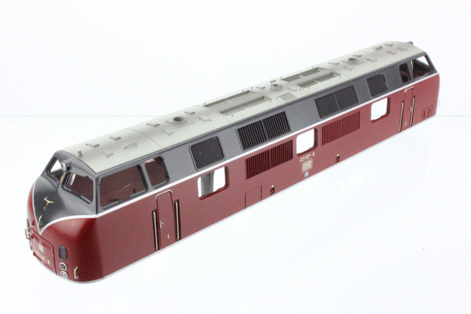 Märklin 326120 Gehäuse Lokaufbau für Diesellok 3582 3682 V200 BR 221 107-6